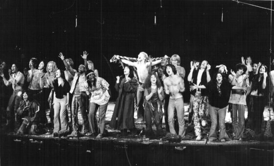 from the original Toronto production of Hair